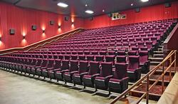 Photo of Grand Cinemas auditorium seating