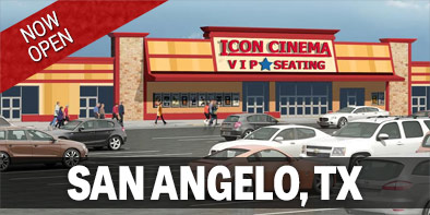 Icon Cinema - San Angelo, TX